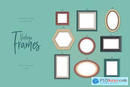Vintage Frames Collection
