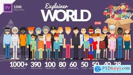 Explainer World Essential Graphics Mogrt 22143852