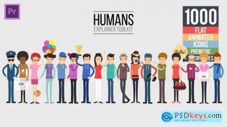 Humans Explainer Essential Graphics Mogrt 23135812