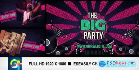 The Big Party Promo 3459356