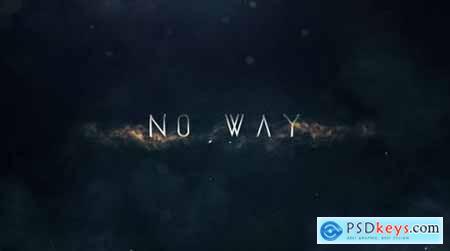 No Way Trailer Titles 20756645