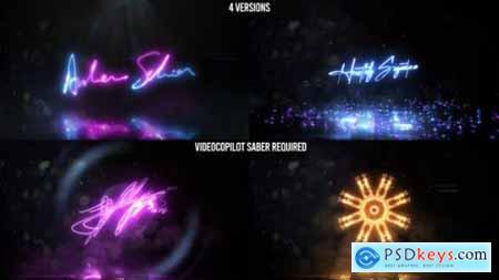 Neon Signature Reveal Pack 26029112