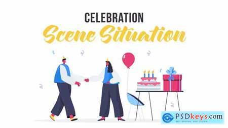 Celebration - Scene Situation 28435446