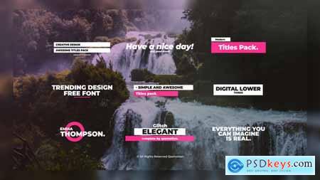 Modern Digital Titles 25400205