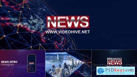 Broadcast Design-News Package 25223884