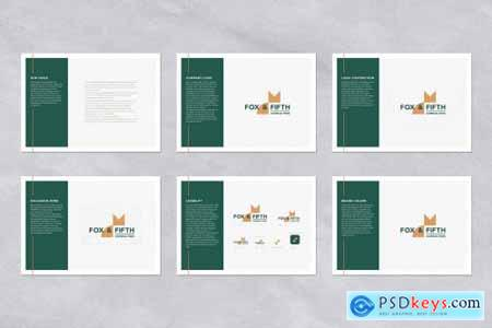 Brand Identity Guidelines Template 4579692