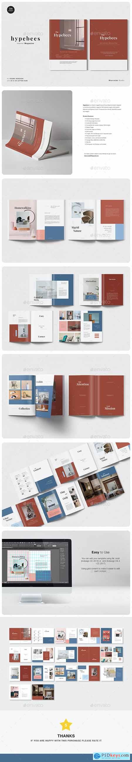 HYPEBEES Interior Magazine 28210251