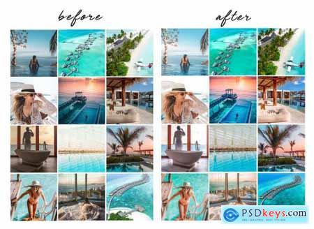 LR - Paradise Summer Presets 3952616