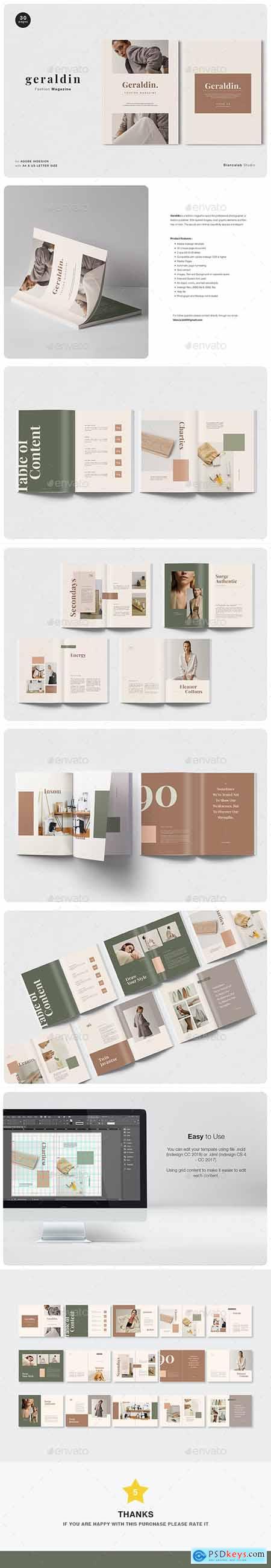 GERALDIN Fashion Magazine 28212324