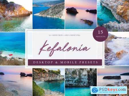 LR Presets - Kefalonia 3677411