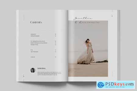 Wedding - Photography Portfolio Brochures