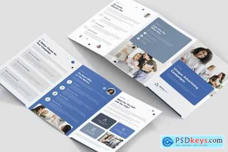 Brochure – Business Agency Tri-Fold A5
