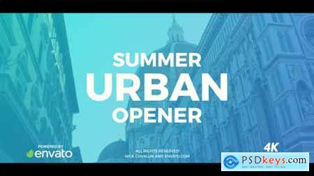 Summer Urban Slideshow 20332265