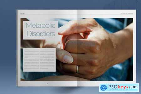 Medical Brochure Template 5297391