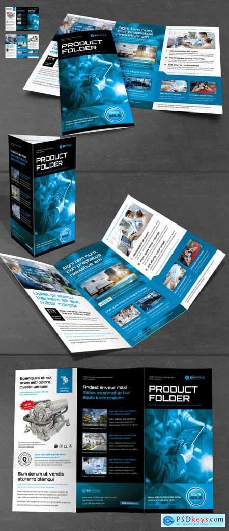 Tri-fold Vol. 12 5294346