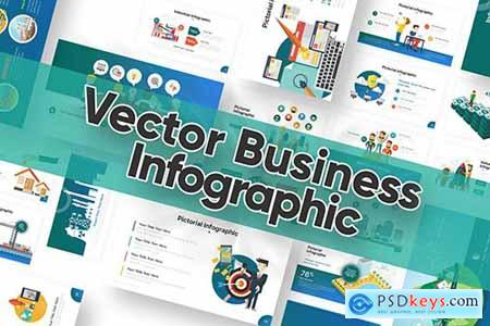 Vector Business Infographic Powerpoint Template