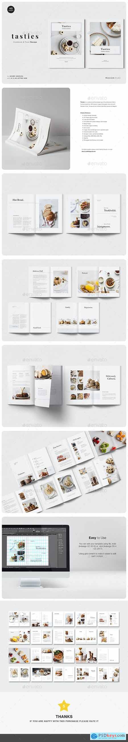 Tasties Cookbook & Food Recipe 27930675