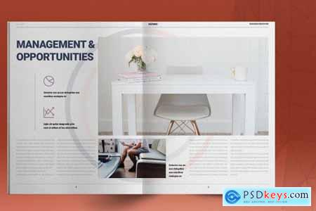 Circles - Brochure Template 5297295