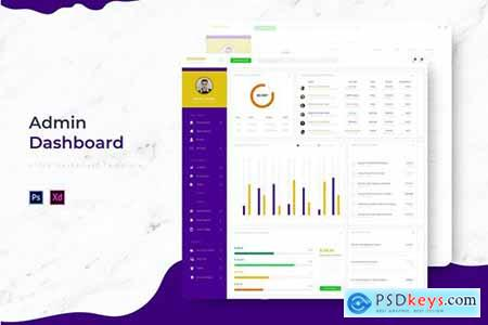 Feredion Dashboard - Admin Template