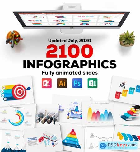 Multipurpose Infographics PowerPoint Templates v.4.6 23176778