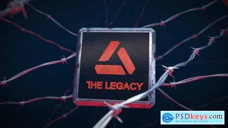 The Legacy - Crime Logo Reveal 24401424