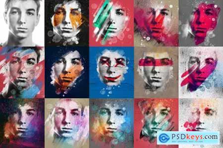 Art Photo - Portrait Template Vol.2 5359972