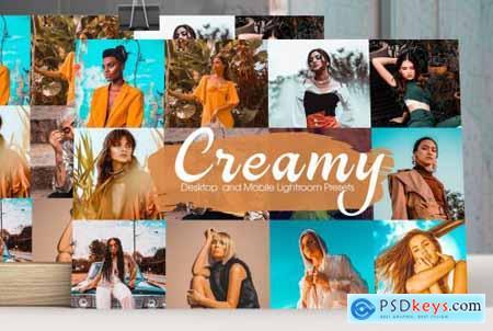 Creamy Lightroom Presets 5240976