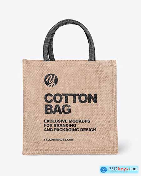 Cotton Bag Mockup 66957