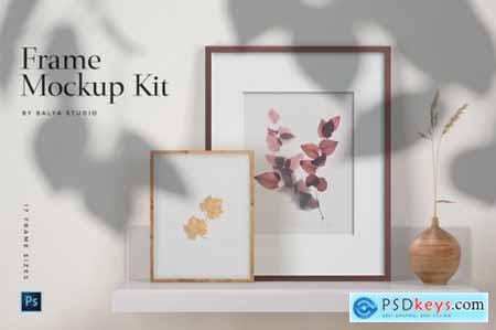 Frame Mockup Kit 5124901