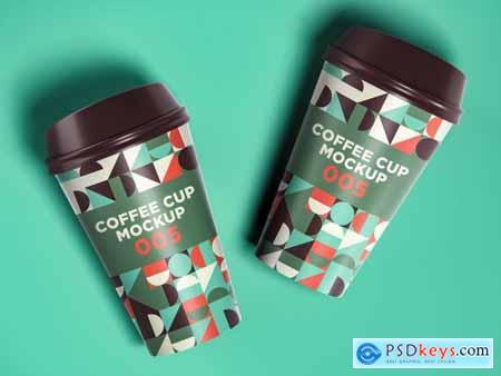 Coffee Cup Mockup 005