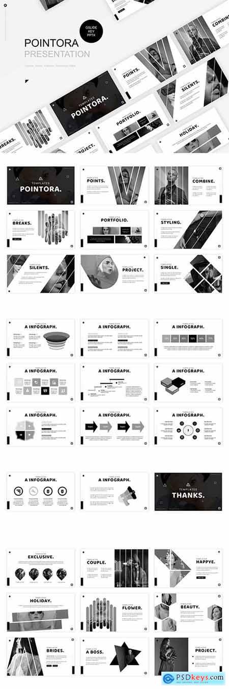 Pointora Presentation Template