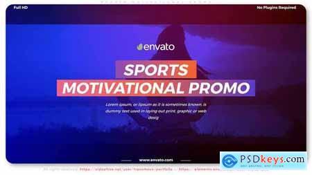 Sports Motivational Promo 28575841