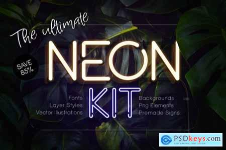 The Ultimate Neon Kit 4864165