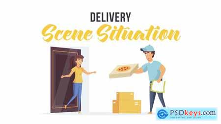 Delivery - Scene Situation 28481445