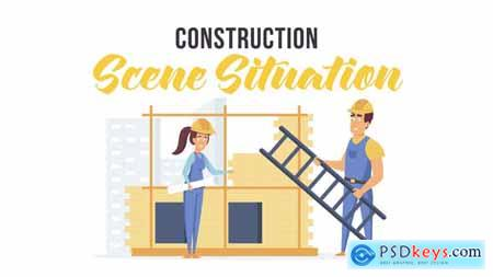 Construction - Scene Situation 28481548