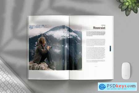 Minimalist Magazine Vol.3