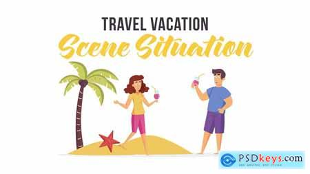 Travel vacation - Scene Situation 28480061