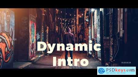 Creative Dynamic Intro 24332853