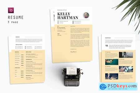 Kelly Hartman Resume Designer
