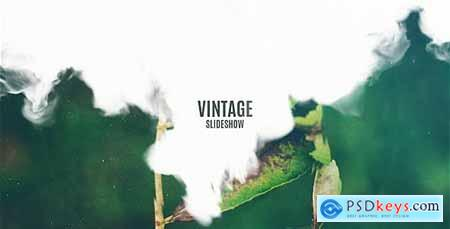 Vintage Slideshow - Smoke Effect 17419821
