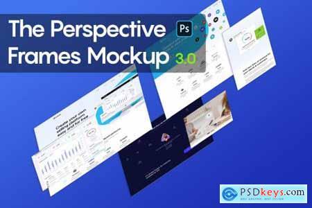 Perspective Frames Mockup 3.0 5361087