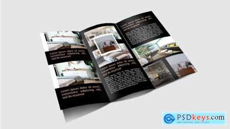 INTERIOR - Trifold Brochure Template
