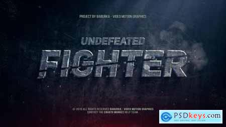 Undefeated Fighter 22322067