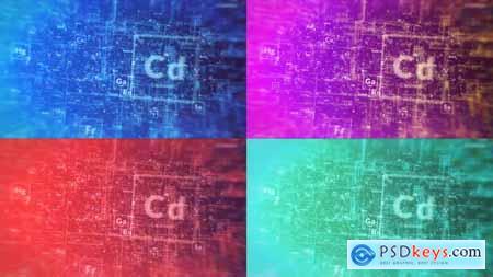 Chemical Digital Logo Reveal 28650856