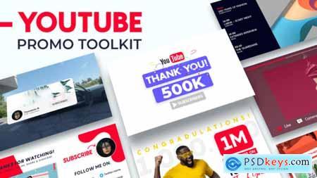 YouTube Promo Toolkit 28613997