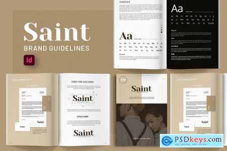 Saint Brand Guideline