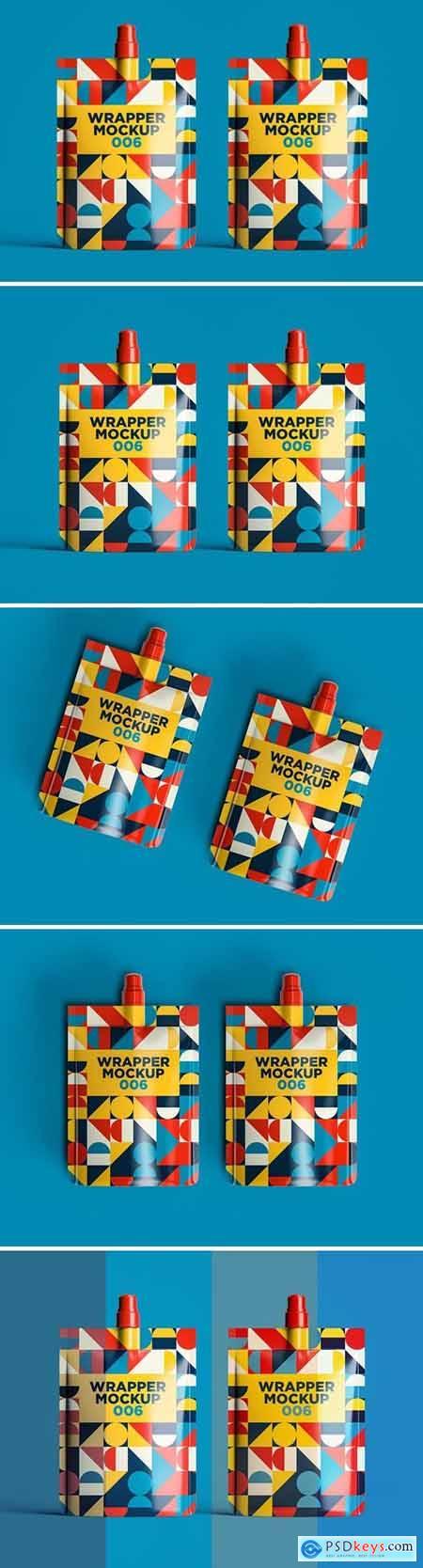 Wrapper Mockup 006