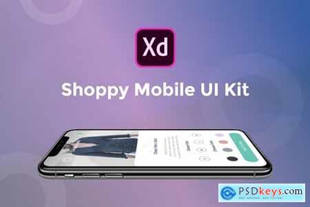 Shoppy Mobile UI Kit