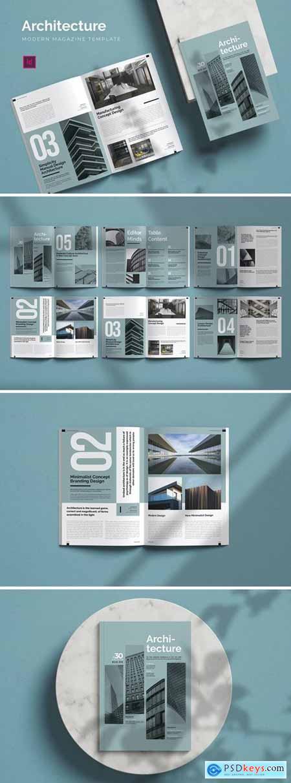 Architecture - Magazine
