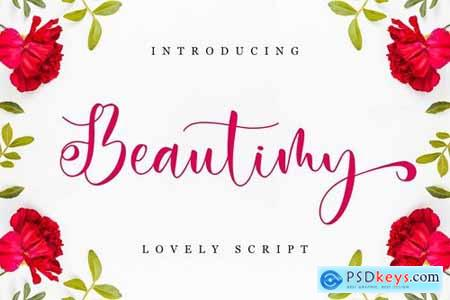 Beautimy - Lovely Script